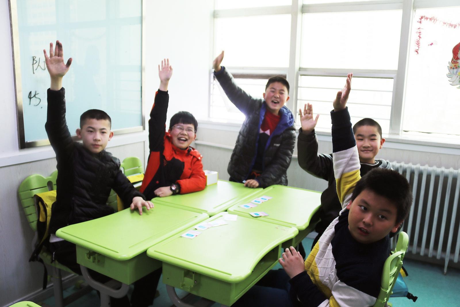 烟台少儿英语辅导补习班